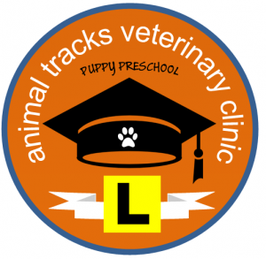 Atracks Puppy Preschool logo